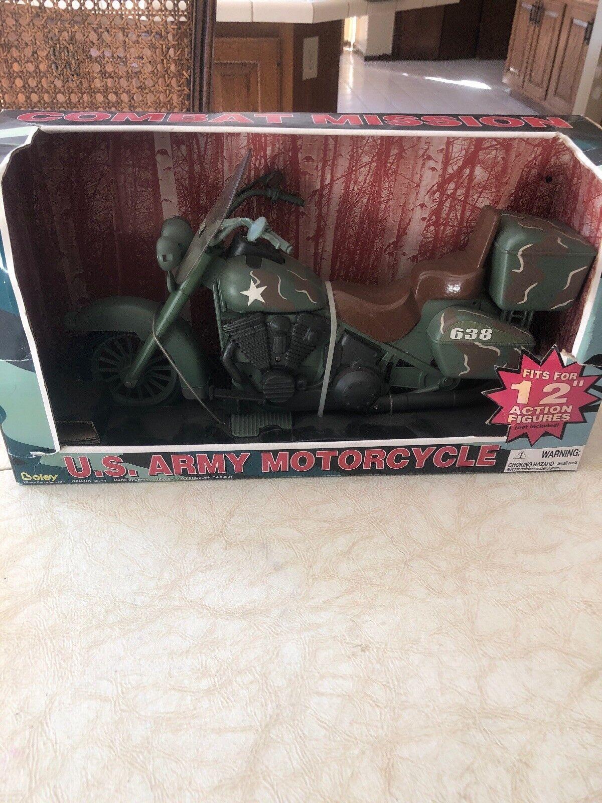 Boley us - armee motorrad