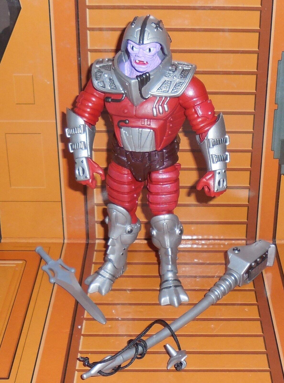 Motu Meister des Universums Klassische Flogg Komplett He-Man Flog  | Moderate Kosten