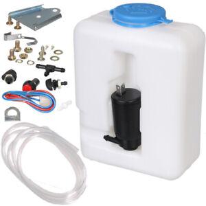 12V-Universal-Scheibenwaschanlage-Scheibenwaschpumpe-Wischwasser-Reiniger