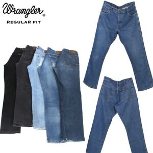 e2606b97915 Vintage Wrangler Men's Classic Regular Fit Stretch Jeans 26 in. to ...