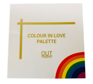 Colour in Love Eye Shadow Palette
