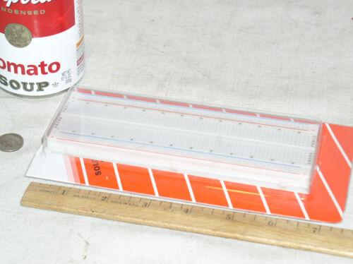 830 TP T//P ELECTRONIC EXPERIMENTERS SOLDERLESS PROTOBOARD BREADBOARD BREAD BOARD