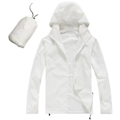 Women/'s Lightweight Running Jacket Quick Dry Skin Windbreaker Sun Protect Coat