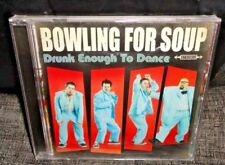 Drunk Enough To Dance 0828765356428 By Bowling For Soup Cd Ebay