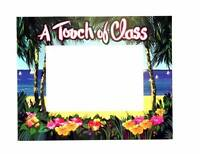 Lot Of 24 Pieces - a Touch Of Class Card 5 X 7 Picture Frames With Easel
