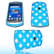Design No.2 Silikon TPU Handy Hülle Cover Case  für Sony Ericsson Xperia Neo