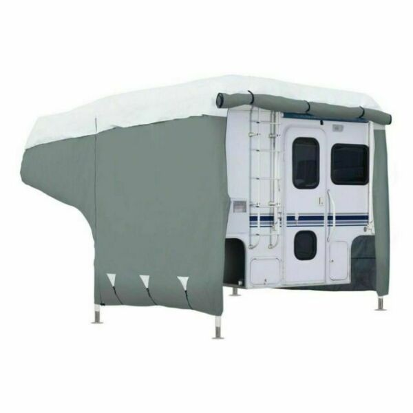 Classic Accessories 41173106 RV PolyPRO 3 Pop Up Camper Cover 14-16 Ft.