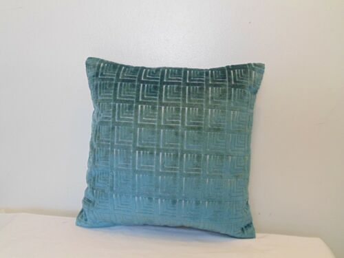 Designers Guild Fabric Frith Azure Cushion Cover