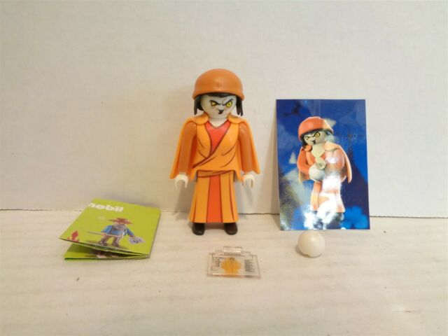 2020 Playmobil Scooby Doo Ghosts Series 1 Gypsy Carlotta Building Set Complete