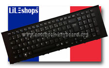Clavier Français Original Pour Sony Vaio VPCEC3S1E VPCEC3S1R VPCEC3X5003B NEUF