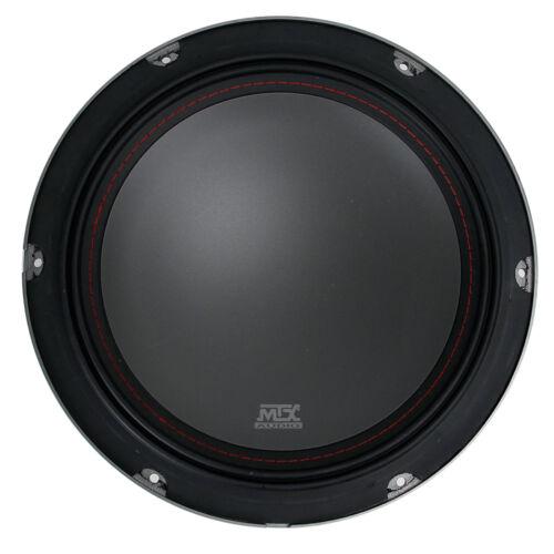 "MTX Audio WET124-W Marine Boat Sub 12/"" SVC 4 Ohm Wet Subwoofer 500W New"