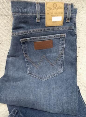 Tg Wonder w33 Texas Jeans Wrangler l34 Year Stretch q7aSv