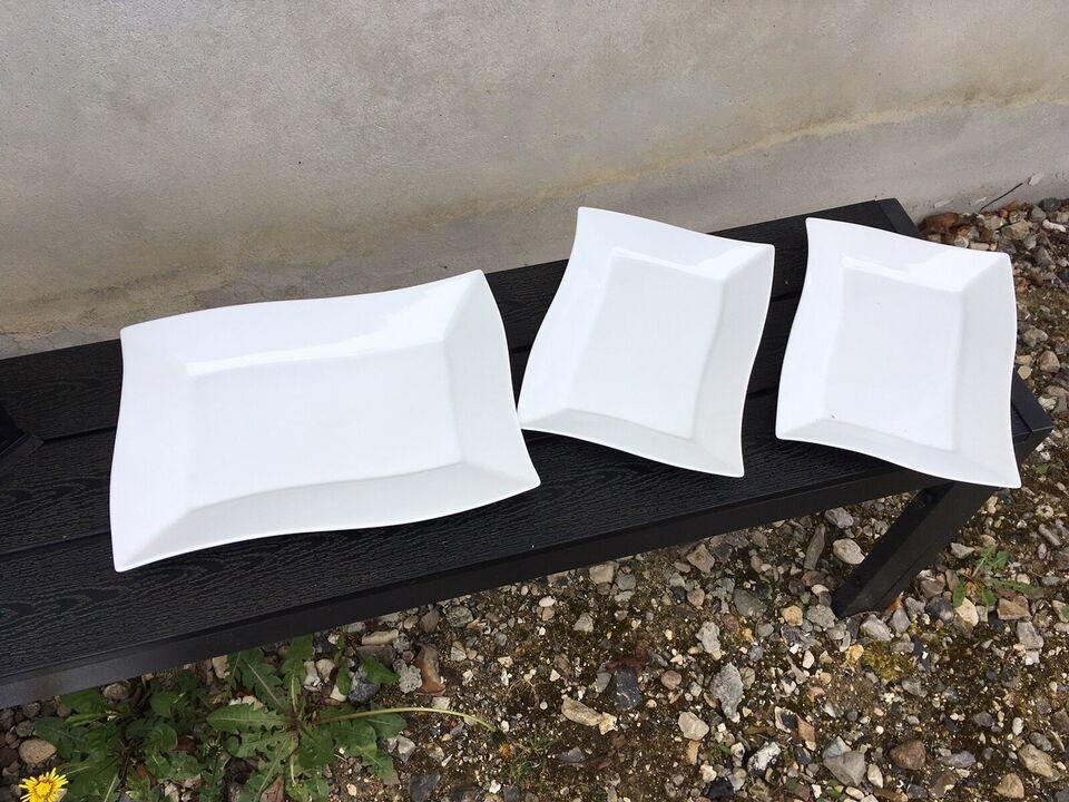 Porcelæn, Fade, Steinbach