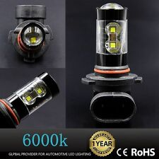 2x 50W H10 9145 LED CREE 6000K High Power Super White Fog Lights Bulbs OEM PRICE