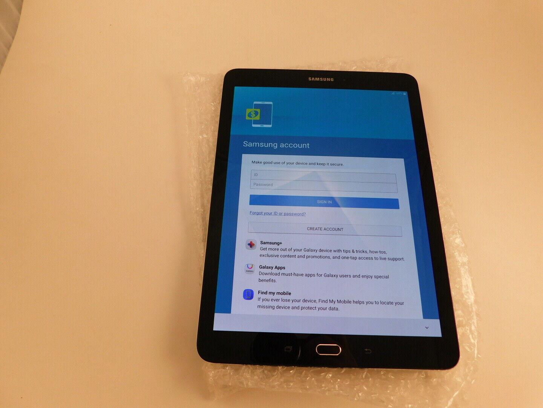 Samsung Galaxy Tab S2 SM-T817T 32GB, Wi-Fi + 4G (T-Mobile) - Black