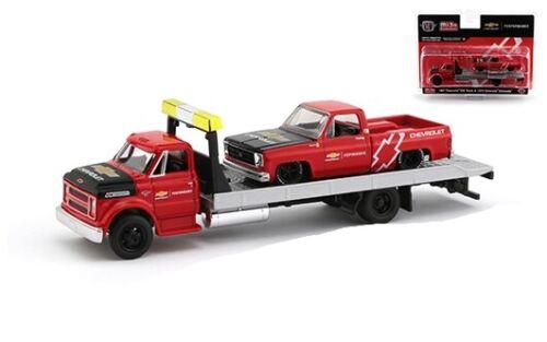 1979 Silverado *** M2 Machines MiJo 1:64 RAR 1967 Chevrolet C60 Flatbed Truck