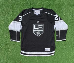 Los-Angeles-Kings-Jonathan-Quick-Reebok-Premier-Jersey-Sz-Kids-Baggy-XL-Men-s-S