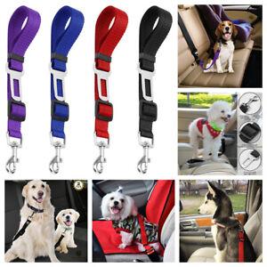 2-Pack-Cat-Dog-Pet-Safety-Seat-belt-Clip-for-Car-Vehicle-Adjustable-Harness-Lead