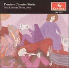 Premiere Chamber Works (CD, Jun-1995, Centaur Records)