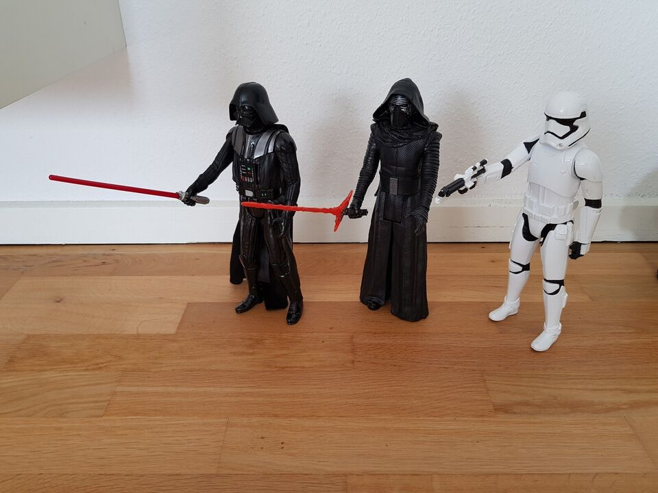 Samlefigurer, Star Wars Figur