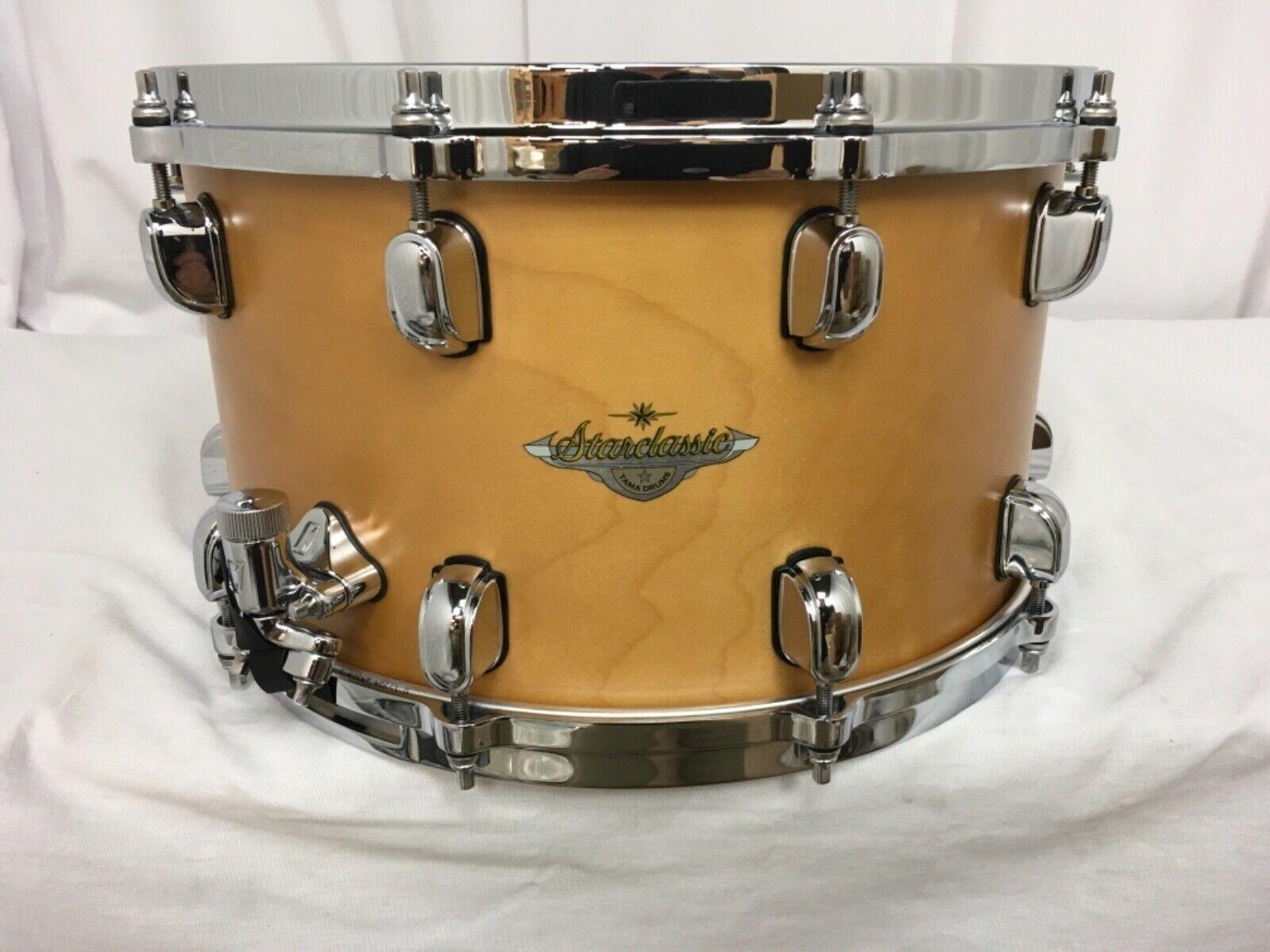 Tama Starclassic Maple 14  X 8  Snare Drum Vintage Antique Maple MAS148VAM NEW