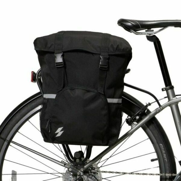 1pc Bike Front Top Tube Bag Cycling Basket Bicycle Frame Bag Bike Saddle Bags FF