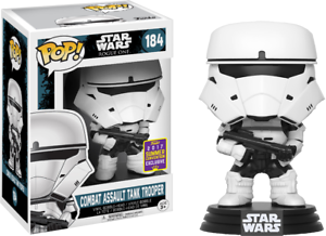 SDCC-Exclusive-STAR-WARS-Combat-Assault-Tank-Trooper-FUNKO-Pop-Vinyl-NEW-in-Box