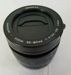 Minolta-Maxxum-35-80MM-F4-5-6-Lens-for-Minolta-Sony-ALPHA-SLR-Camera-GOOD