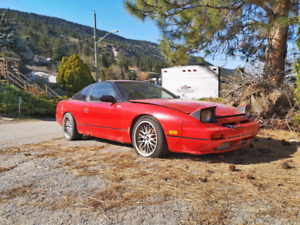 1989 Nissan 240SX- RB20