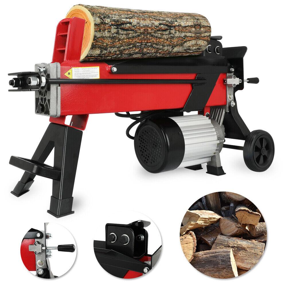 Petrol Log Splitter Heavy Duty  6.5kw WOOD TIMBER CUTTER