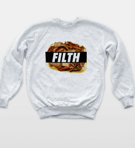 Filth Kebab Sweat Greasy Naughty Junk Food Pull Chippy SWAG
