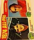 1975 Topps All Pro #204 Football Card