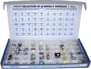 rocks and minerals for adults