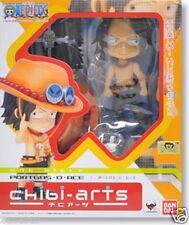 Used Bandai chibi-arts One Piece Portgas D. Ace