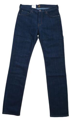 Lee Rider 36 = x-long Leg Slim Fit Zip Fly Jean Dark Indigo Blue