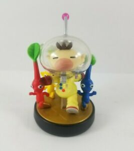 Nintendo-Amiibo-Olimar-Pikmin-Super-Smash-Brothers-Series-Switch-Loose