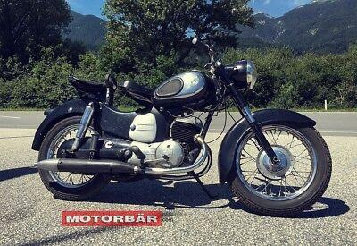 Ebay Oldtimer Motorrad