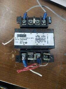 Eaton C0075E2A Control Transformer 75VA 50//60Hz 220//440V 230//460V 240//480V