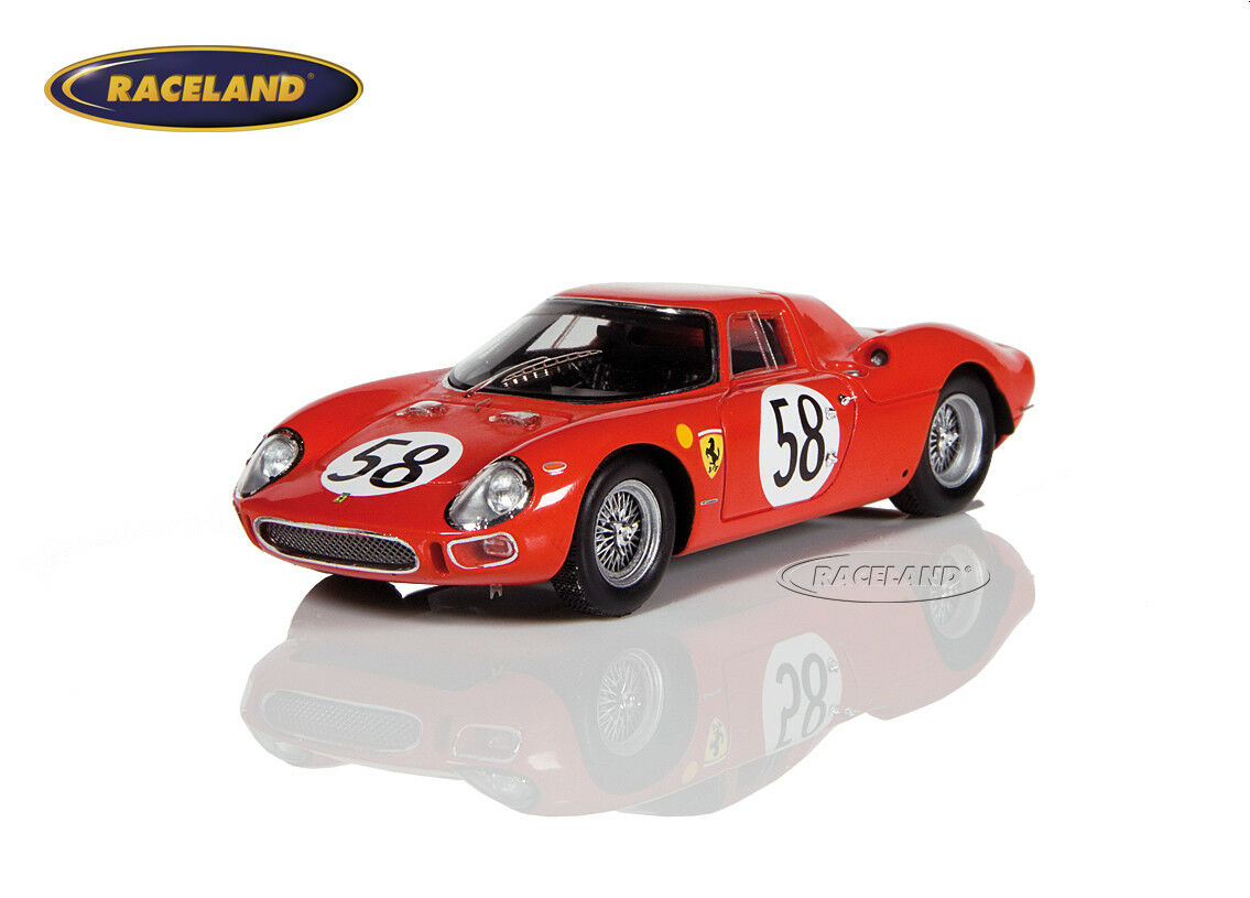 Ferrari 275 LM N.A.R.T. Le Mans 1964 Piper Rindt, Look Smart 1 43, LSLM 079