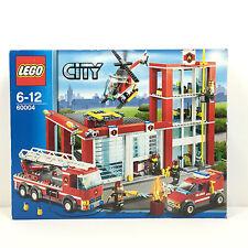 Lego City 60004 / La caserne des pompiers