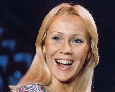 Agnetha Faltskog Teeth