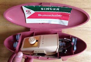 1960 singer sewing machine value