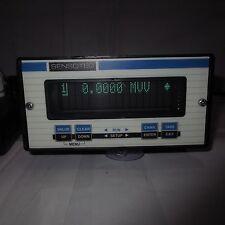Honeywell/Sensotec SC2000, Signal Conditioner and Digital Display