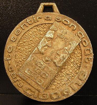 Médaille Café Cigogne Septembre 1966 44 Mm 32 G Medal