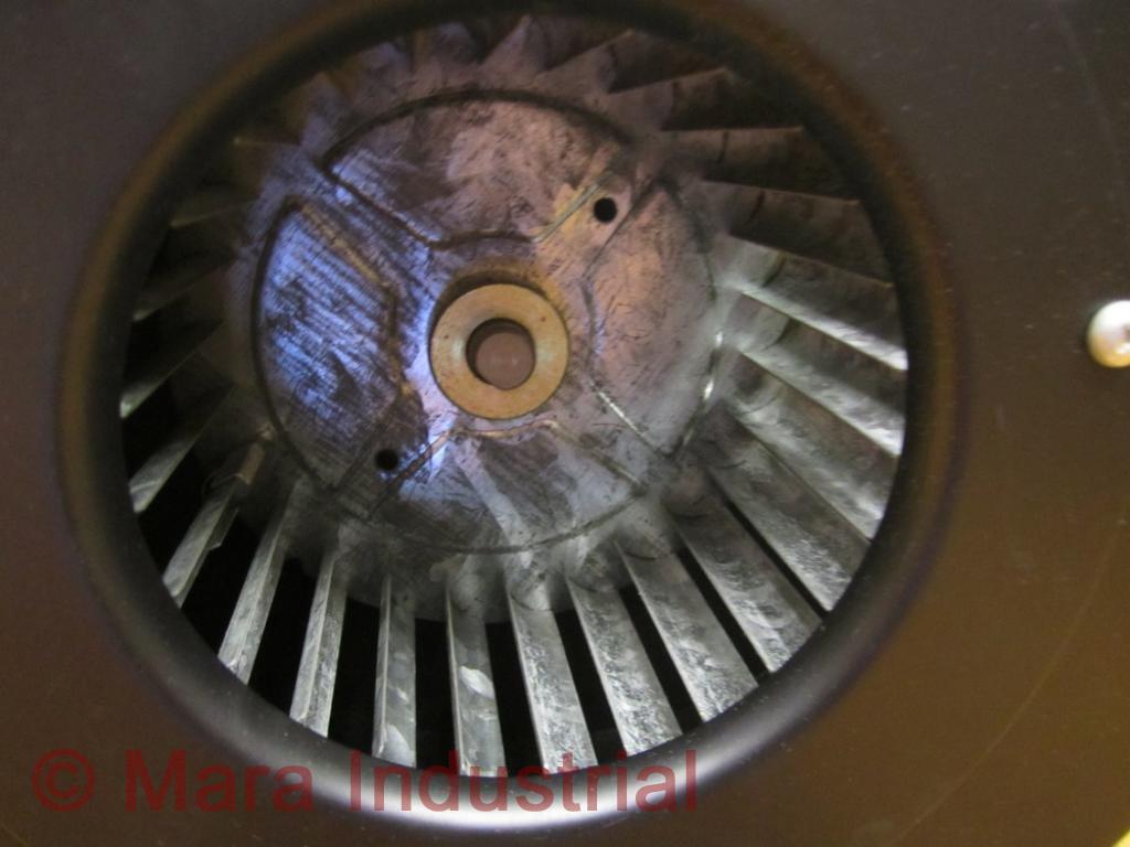 NOS Rotron AC Motor 328RSDB3 020599 SCD539825 6105002343504