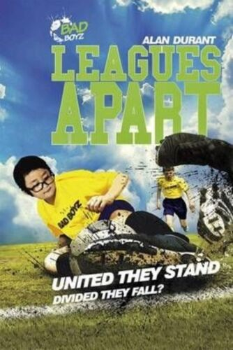 "1 of 1 - ""VERY GOOD"" Alan Durant, Leagues Apart - United They Stand - Divided They Fall?"
