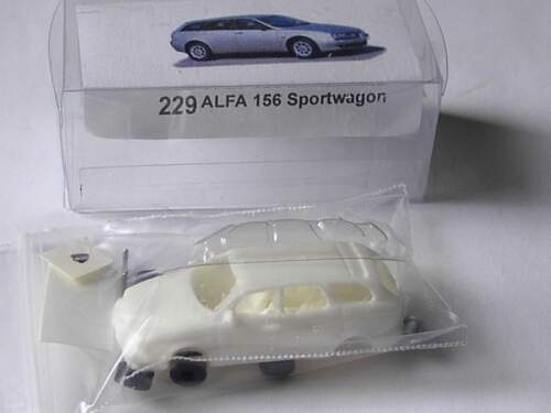 1:87 bs-design Resin Alfa Romeo 156 Sportwagon