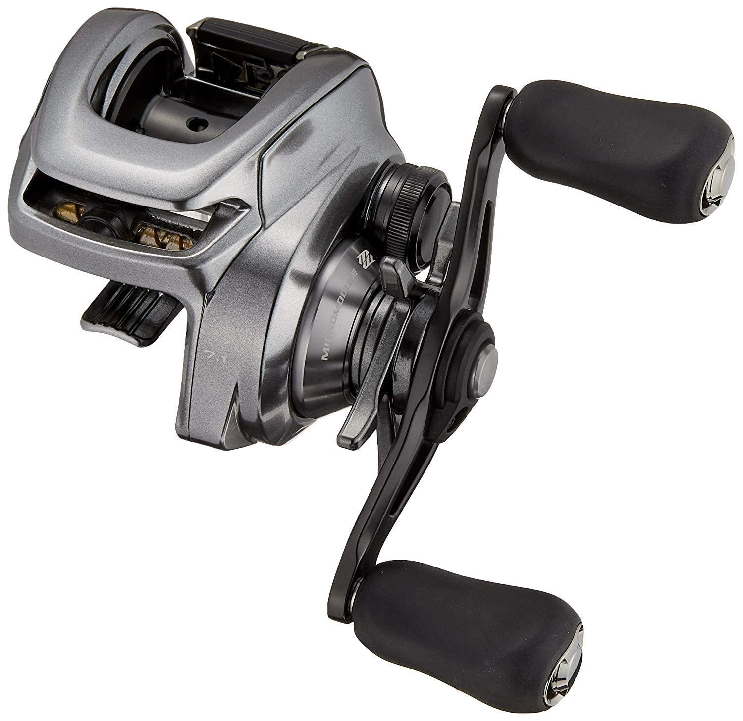 Shimano Baitcasting 18 Reel 18 Baitcasting BANTAM MGL HG Left from japan 308785