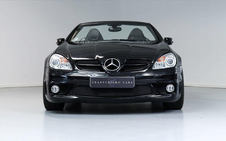 Mercedes SLK55 5,4 AMG aut. 2d - 498.000 kr.