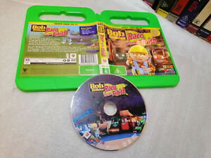 BOB-THE-BUILDER-RACE-TO-THE-FINISH-Rare-Australian-ABC-for-Kids-DVD-Region-4